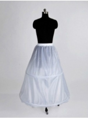 Fashion Nylon Floor-length Wedding Petticoats