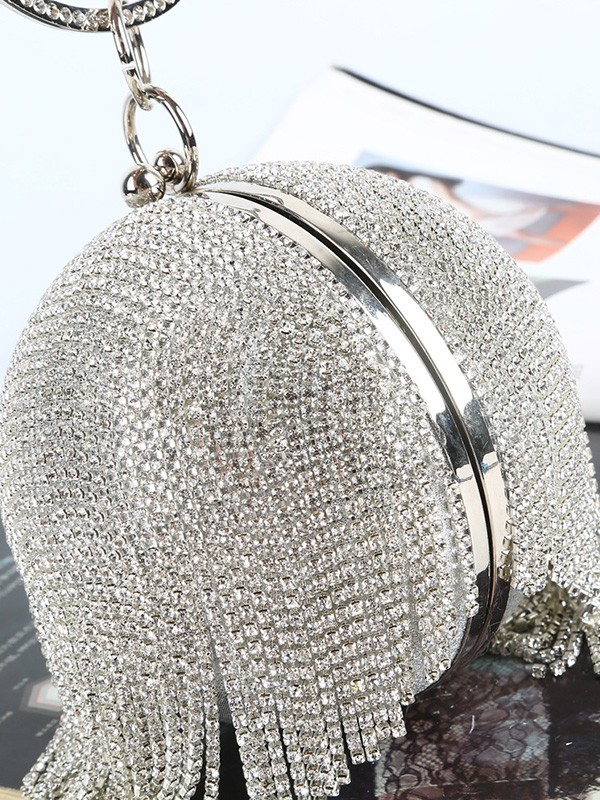 Charming Rhinestone Evening/Party Handbags
