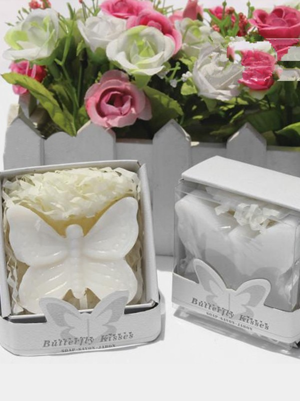 Wedding Gifts-Beautiful Butterfly Soaps(5 Pieces)