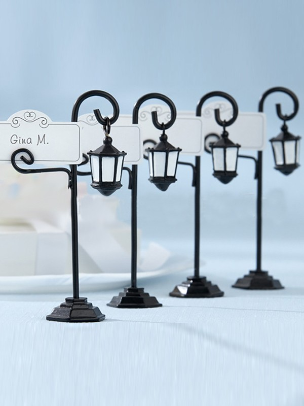 Beautiful Iron Table Number Cards(5 Pieces)