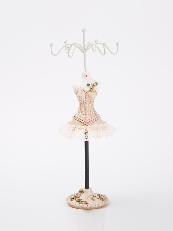 Wedding Gifts-Exquisite Synthetic Resin Jewelry Racks