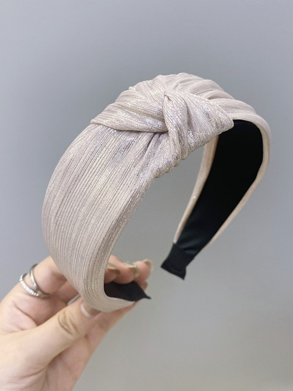 Pretty Cloth With Knot Headbands