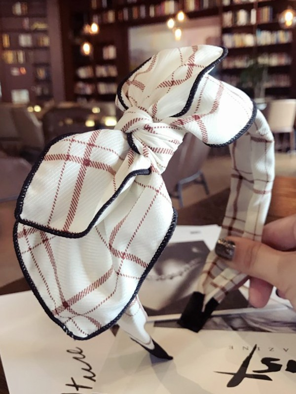 Trending Cloth With Bowknot Headbands