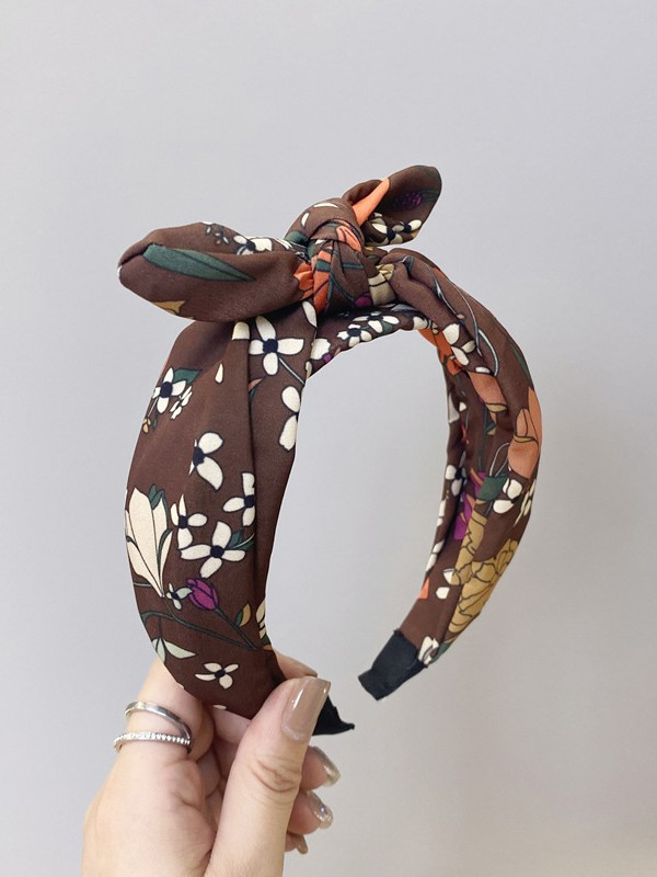 Stunning Cloth With Bowknot Headbands