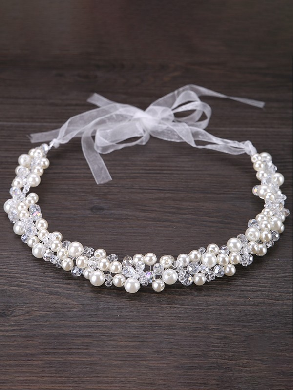 Gorgeous Pearl Headpieces