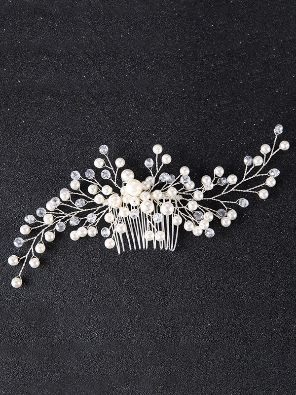 Stunning Pearl Headpieces