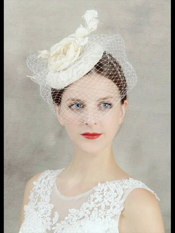 New Style Tulle Headpieces