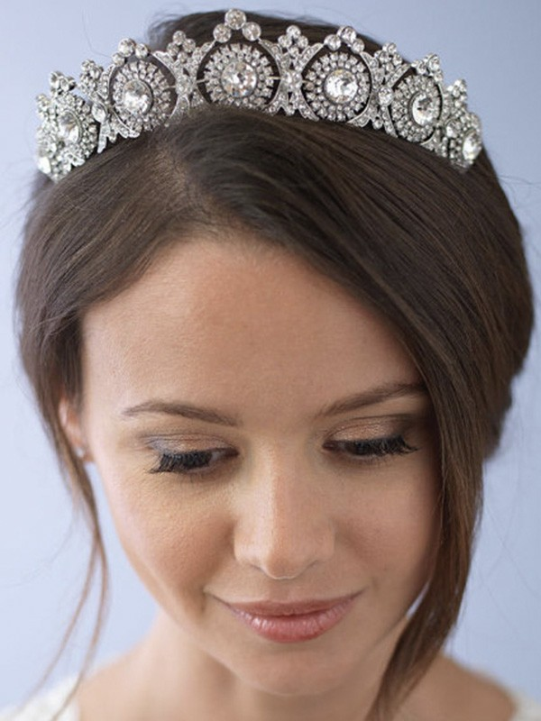 Graceful Alloy Headpieces