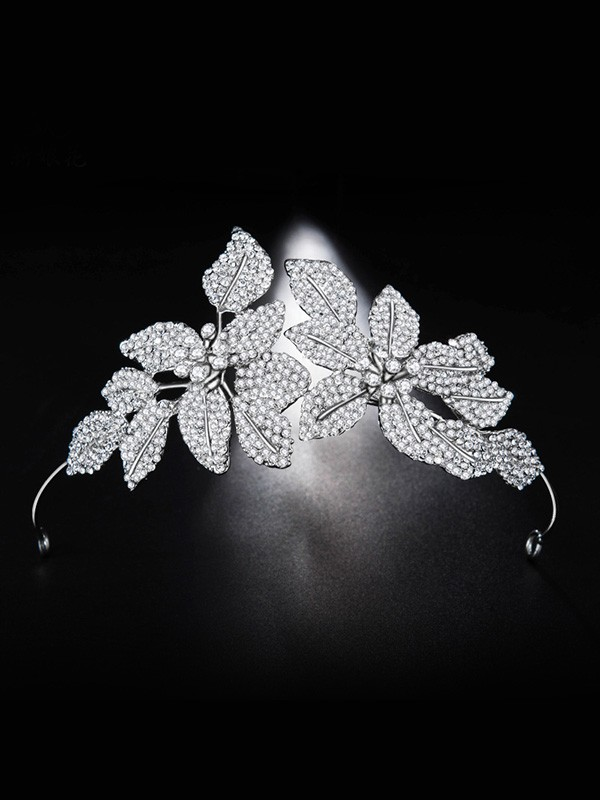 Bridal Beautiful Alloy With Rhinestone Headpieces
