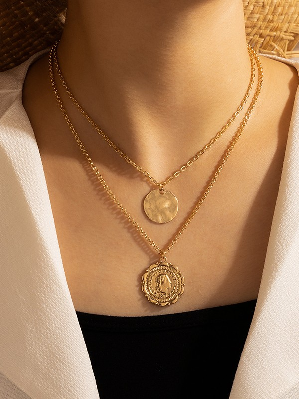 Charming Alloy Hot Sale Necklaces For Women